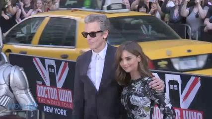 News video: Don't Know What To Expect From 'Doctor Who'? Neither Does The Doctor